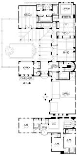 house plans with courtyard home design plan 36186tx luxury with central courtyard house