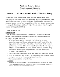 classification essay example division essay sample division essay