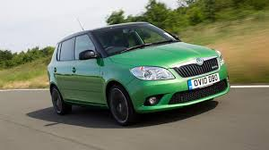 skoda skoda will kill the fabia vrs top gear