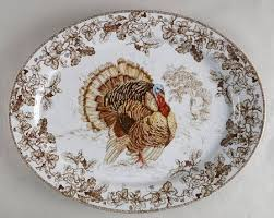 turkey platters thanksgiving your favorite brands thanksgiving platters at replacements ltd