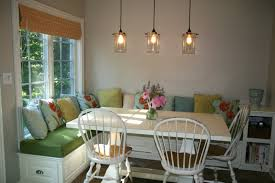 Dining Room Bench Sets Inspiring Dining Rooms With Bench Seating 61 On Room Table And