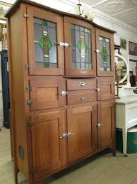 leadlight kitchen cabinets antique restored leadlight cupboard cabinet kitchen dresser