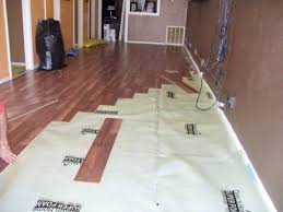 removing laminate flooring and installing a flooring