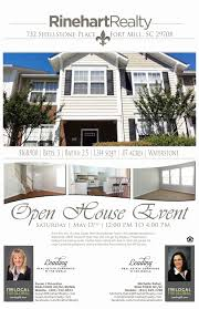 open house saturday may 13th 12 00 pm to 4 00 pm 732