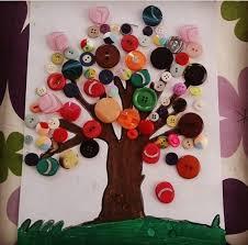 button tree craft ideas 1 funnycrafts