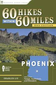 Tempe Zip Code Map by 60 Hikes Within 60 Miles Phoenix Including Tempe Scottsdale