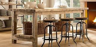 wood kitchen island reclaimed wood kitchen islands design decoration