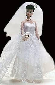 Vintage Weddings Fashion Vintage Barbie Wedding Day Set