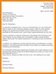 7 marketing internship cover letter examples new hope stream wood