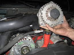Dodge Ram Cummins Life Expectancy - power up high output alternator upgrade