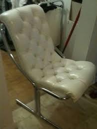 Kijiji Rocking Chair Vintage Oak U0026 Oxblood Leather Office Chair With Nailhead Trim On