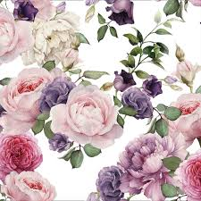 blossoms mural decal u2013 project nursery