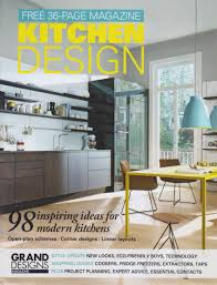 Designer Kitchens Magazine by Hamilton King