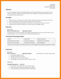 Certification On A Resume 6 What Should Be In A Cv Sales Clerked