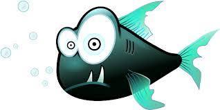 film kartun ikan hiu animasi ikan hias lucu gambar lucu