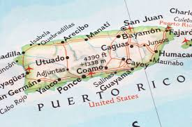 Pr Map Commonwealth Of Puerto Rico Veteran Benefits Military Com