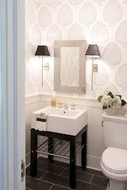 Wallpaper Bathroom Ideas Half Bathroom Designs Sellabratehomestaging Com
