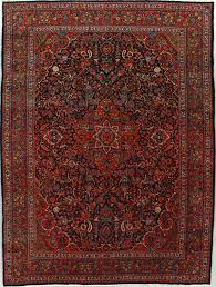 antique kasvin rug circa 1910 sizes 9x12 lionel qazvin rugs