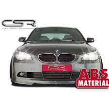 bmw e60 accessories front bumpers splitters and accessories e60 and e61 bmw 5