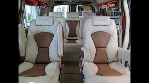 2012 chevy southern comfort elite conversion van for sale youtube
