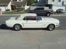 1965 68 ford mustang for sale 1965 ford mustang for sale on classiccars com 232 available