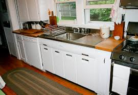 Joe Replaces A Vintage Porcelain Drainboard Kitchen Sink With A - Steel queen kitchen sinks