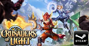 crusaders of light mmorpg crusaders of light has landed on steam tgg