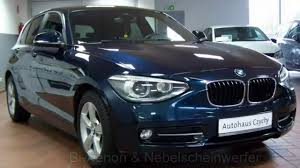bmw 118d sport 0e942335 midnight blue