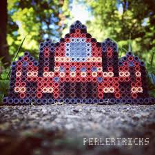 Home Decor Cincinnati by Cincinnati Music Hall Perler Bead Magnet Hama Beads Home