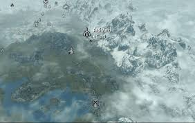 Skyrim Treasure Map Iv Ansilvund Elder Scrolls Fandom Powered By Wikia
