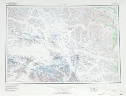 Minnesota Topographic Map Mt St Elias Topographic Map Sheet United States 1959 Full Size