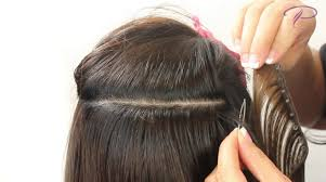 sew in hair extensions hair extensions toronto beaded clip in extensions