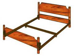 are wood bed slats sturdy