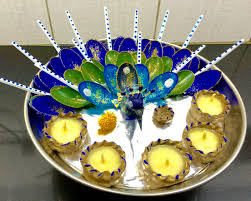aarti thali aarti thalis pinterest diwali decoration and craft