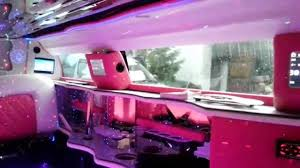 hummer limousine pink hummer h3 pink party limo youtube