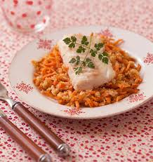 cuisine papillote dos de cabillaud aux carottes navets et gingembre en papillote