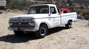 1965 ford f 100 pick up longbed truck 352 cid v8 3 gang