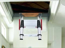 collapsible attic ladder u2013 boothify me