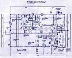 floor plans blueprints floor plan blueprints ideas the architectural