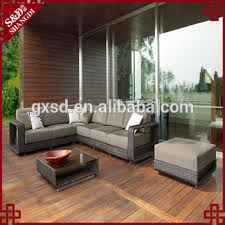 rattan lounge sofa american style color outdoor furniture rattan lounge sofa