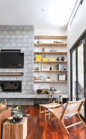 Buro Einrichtung Beton Holz Verschiedene Holzarten Für Möbel Kombinieren 15 Schicke Ideen