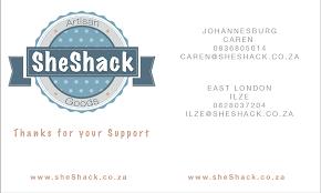 She Shack by Sheshack Shop Maximillion Digital