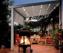 Patio Covers Seattle Sunstructure Gennius Rainproof Retractable Patio Cover Seattle