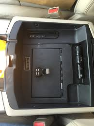Dodge Ram Cummins Accessories - concealed weapon lock box for ecodiesel page 2