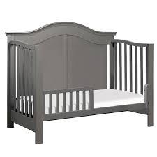 4 1 Convertible Crib by Davinci Meadow 4 In 1 Convertible Crib In Slate Free Shipping