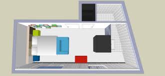 plan d une chambre d hotel une chambre d hotel rouen 4a architecture interieure
