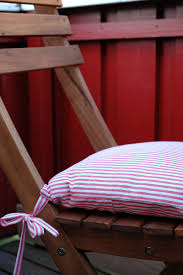 Patio Furniture Cushion Covers by Sewing Lab Outdoor Chair Cushion Cover Tutorial