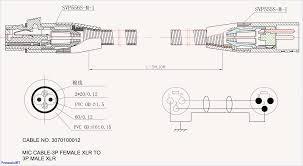 3 wire microphone wiring diagram xlr connector wiring diagram