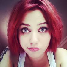 medium length scene hairstyles vampire red scene hair colors ideas