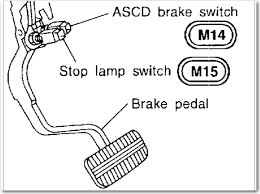 2009 nissan maxima vdc light brake light brake lights remain on after the car is off not running the vehicle